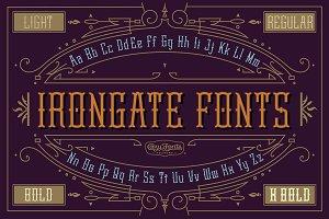 Irongate Bold