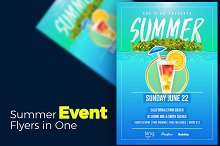 Summer Event Flyer