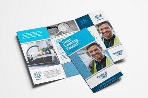 Plumbing Service Brochure Template