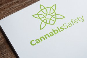 Cannabis Safety | Logo Template