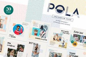 Instagram Pack - POLA