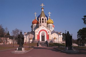 Church of the Holy Igor of Chernigov