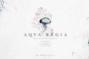 Aqva Regia - Underwater Designer Set