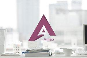 Ameo Keynote Presentation Template