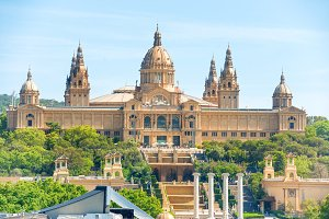 Museum of National Art in Barcelona