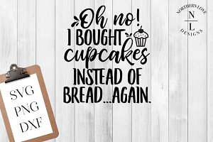 Cupcakes Instead of Bread