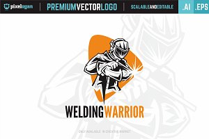 Welding Warrior Logo