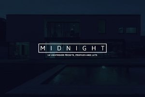 Midnight Lightroom Presets/Profiles