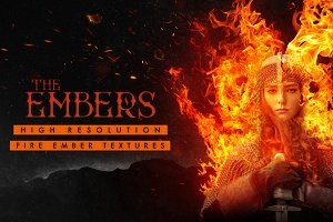 The Embers - Fire Ember Textures