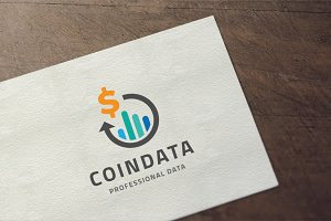 Coin Data Logo