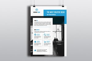 Corporate Flyer Template - V799