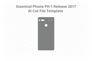 Essential Phone PH- 1 Vinyl Skin Cut