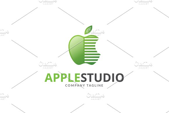 Apple Studio Logo