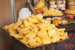 artisan cheese from Extremadura