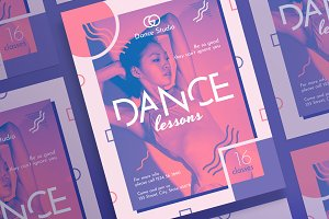 Posters | Dance Lessons Studio