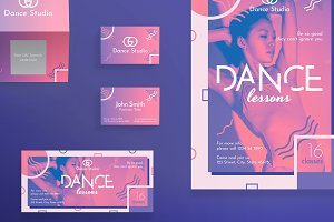 Print Pack | Dance Lessons Studio