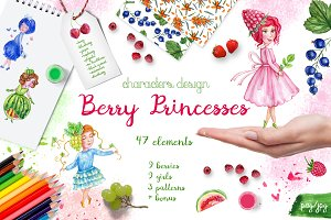 Berry Princesses