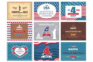 American National Holiday 4th of July Greetings