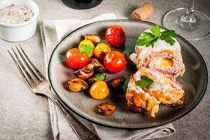 Cutlet cordon bleu