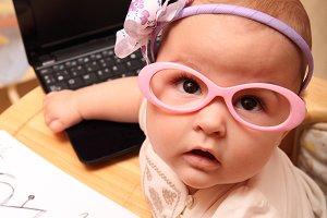 Baby secretary