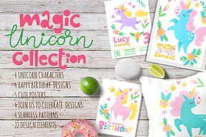 Magic Unicorn Collection