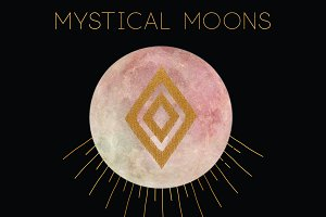 20% OFF! MYSTICAL MOONS