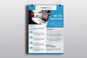 Corporate Flyer Template - V801