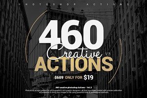 460 Creative Actions V.3
