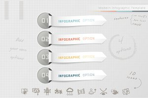 Modern Infographic Options (11)