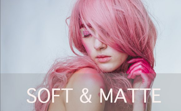 SOFT MATTE PRESET