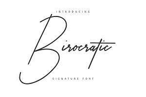 Birocratic Signature