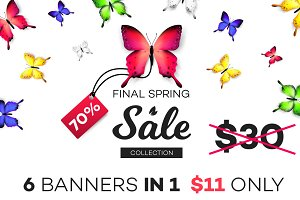 Spring Sale Bundle