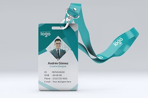 Official ID Card Design
