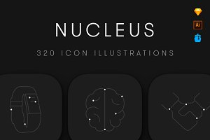 Nucleus Icon Set
