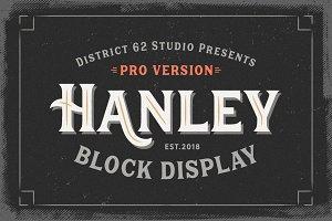 Hanley Block Pro