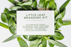 Little Leaf Branding Kit