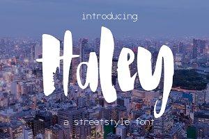 Haley Font