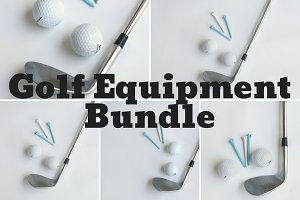 Golf Equipment Bundle