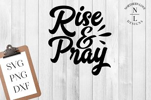 Rise and Pray