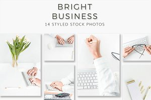 Bright Business Stock Photos