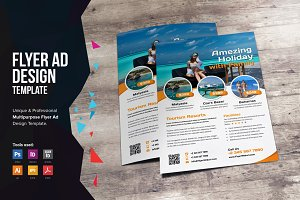 Multipurpose Flyer Design v1