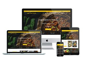 ET FastFood – WordPress Restaurant