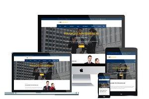 ET Finance – Finance WordPress Theme