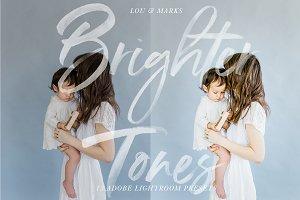 Brighter Tones Presets LR//PS