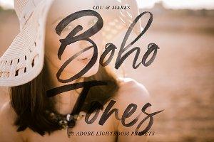Boho Tones Presets LR//PS
