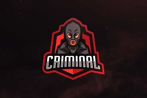 Criminal Sport and Esports Logo