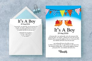 Baby Shower Invite Templates