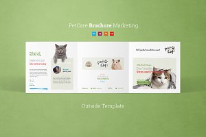Pet Care Tri-Fold Brochure