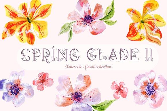 Spring Glade II