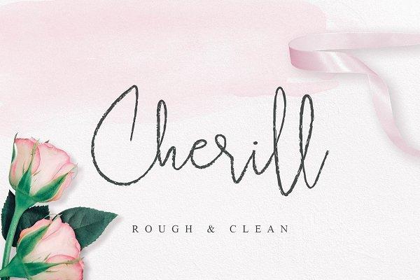 Cherill rough & clean